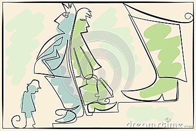 Career illustration