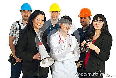 Careers people