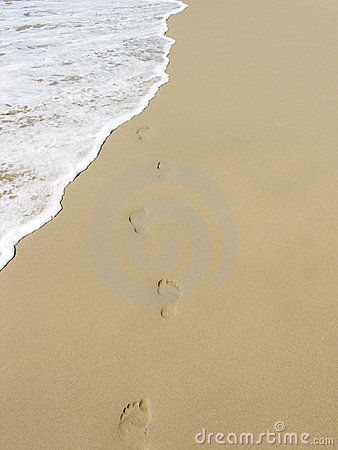 Carefree footprints