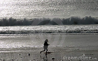 Carefree Ocean Romp