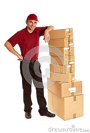 Cargo arrival