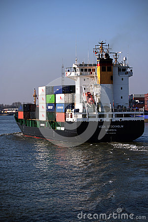 Cargo Ship Editorial Photography