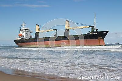 Cargo Ship Editorial Photography