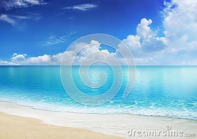 Caribbean Beach Stock Image Image 18894061