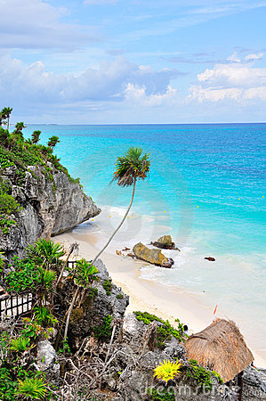 Caribbean Beach, Mexico