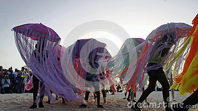Caribbean carnival Editorial Photography