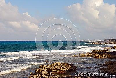 Caribbean coastlines