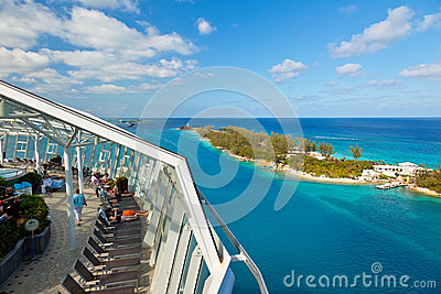 Caribbean Cruise Editorial Photography