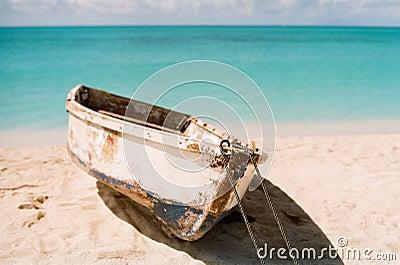 Caribbean Rowboat