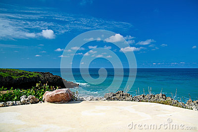 Caribbean Sea Beach Stock Image - Image: 25440921