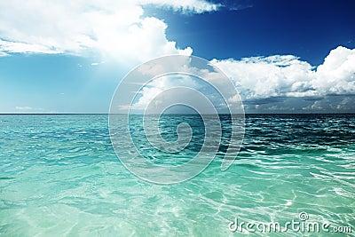 Caribbean sea, Dominican republic
