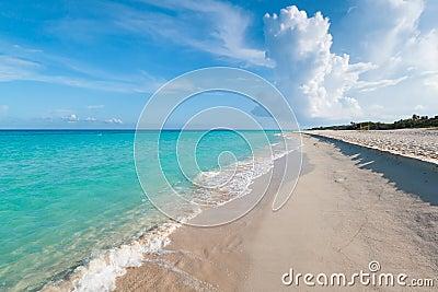 Caribbean Sea in Playacar