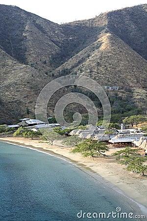 Free Caribbean Sea. Taganga Bay. Colombia. Royalty Free Stock Photography - 655187