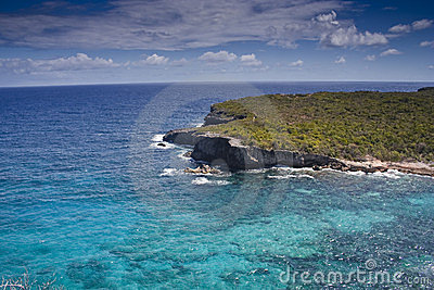 Caribbean seas