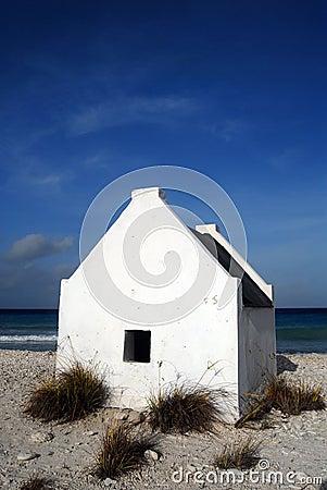 Caribbean slave house