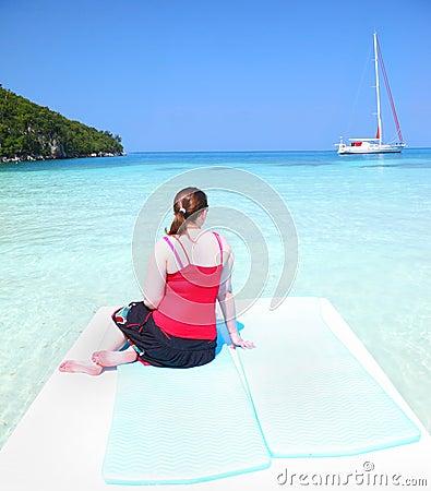 Caribbean Vacation Royalty Free Stock Photo - Image: 36262225