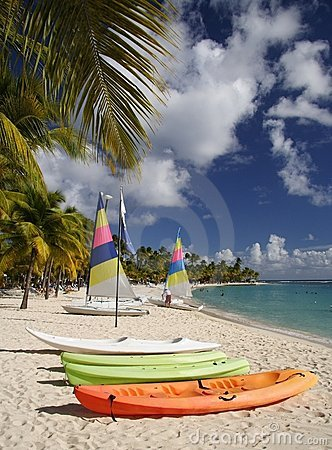 Free Caribbean Watersports Stock Images - 833454