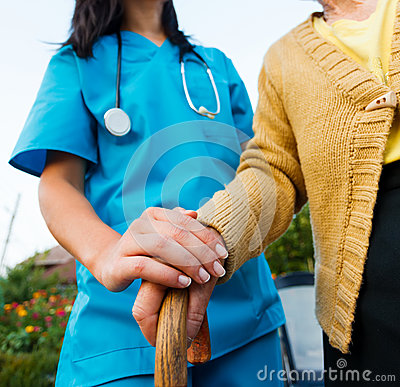 Free Caring For The Needy Stock Images - 33049154