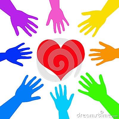 Free Caring People Royalty Free Stock Image - 15538936