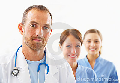A Caring Profession Stock Photos - Image: 2738853