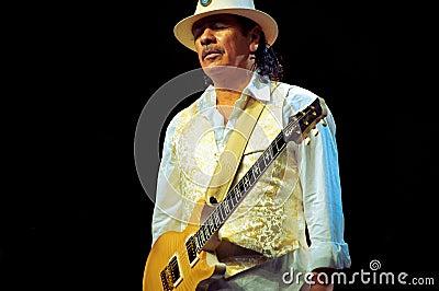 Carlos Santana Editorial Photography