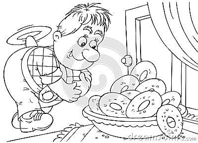 Carlson and buns