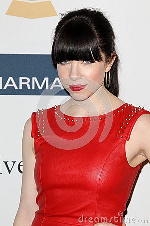 Carly Rae Jepsen Editorial Image