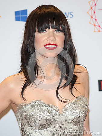 Carly Rae Jepsen Editorial Image - Image: 30288985
