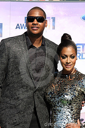 Carmelo Anthony,  LaLa Vasquez Editorial Photography