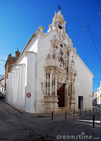 Carmen church, Estepa, Spain.