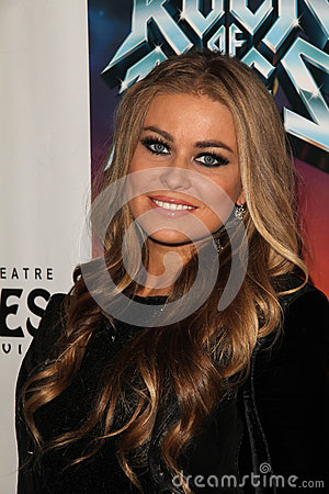 Carmen Electra Editorial Stock Image