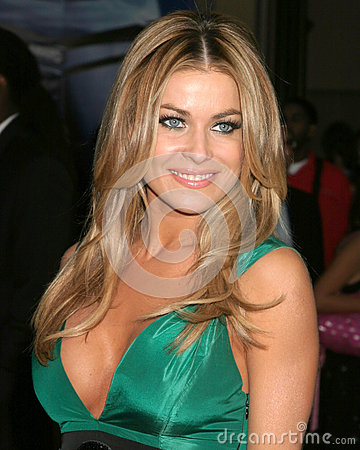 Carmen Electra Editorial Photography
