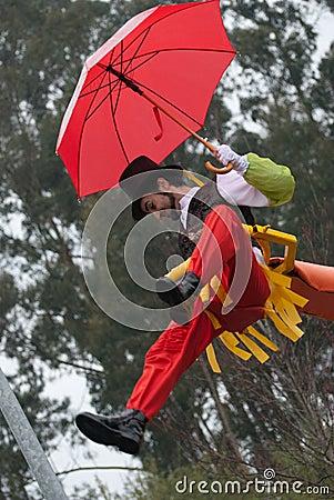 Carnaval de Ovar, Portugal Editorial Photo