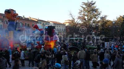 Carnaval de Verona, Italia