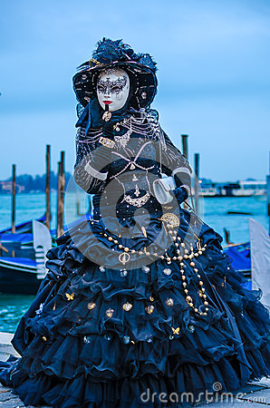 carnaval venise photo stock image 51276403. Black Bedroom Furniture Sets. Home Design Ideas