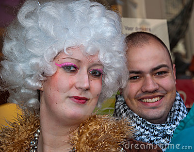 Carnival 2011 in Breda (Netherlands) Editorial Photo