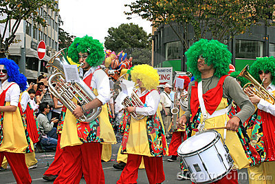 Carnival Editorial Photo