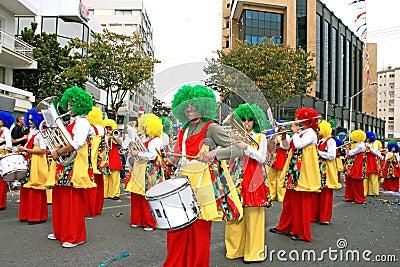 Carnival Editorial Stock Photo