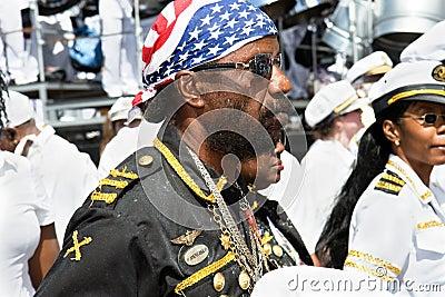Carnival americana Editorial Photo