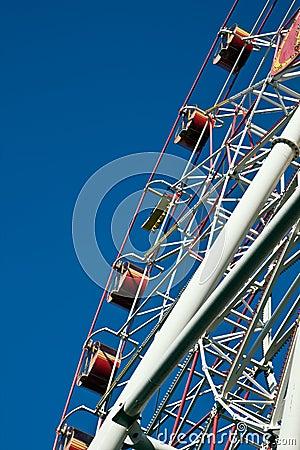Carnival Big Ferris Wheel