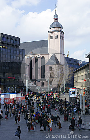 Carnival in Cologne Editorial Stock Photo