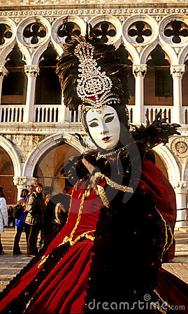 Free Carnival Figure- Italy Royalty Free Stock Image - 486196