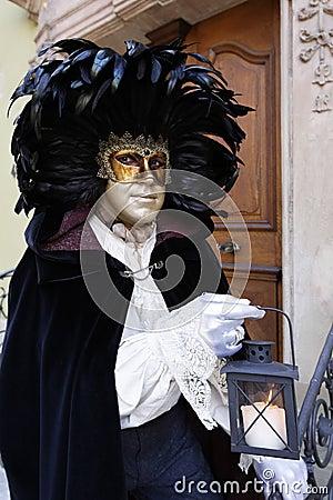 Carnival - Hallia VENEZIA Editorial Stock Image