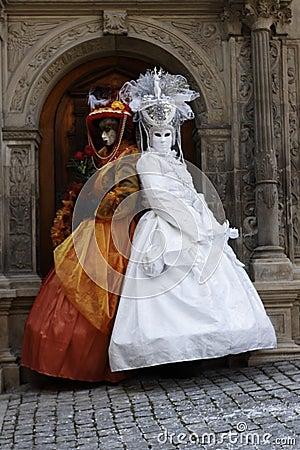 Carnival - Hallia VENEZIA Editorial Photo