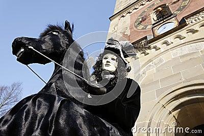 Carnival - Hallia VENEZIA Editorial Photography