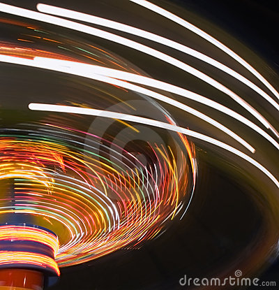 Free Carnival Light Patterns Stock Photography - 1169712
