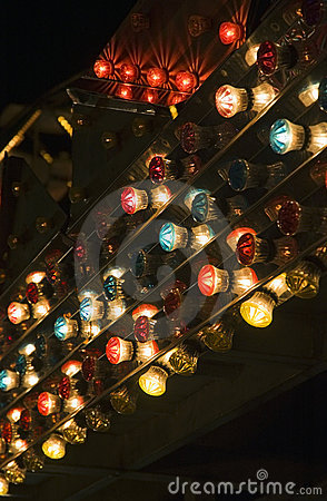 Free Carnival Lights Stock Images - 1193574