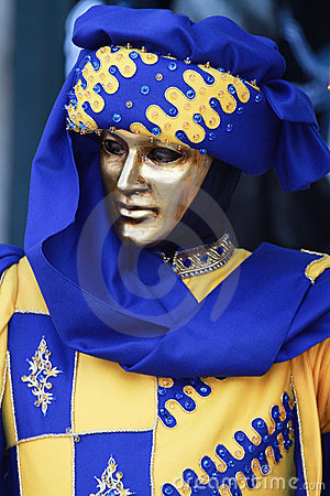 Free Carnival Mask Royalty Free Stock Photography - 13048697
