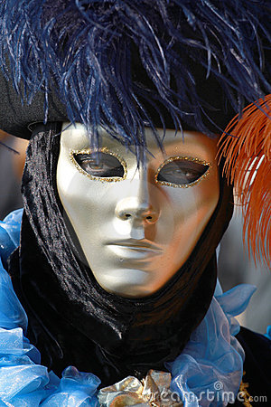 Free Carnival Mask Royalty Free Stock Images - 13059769