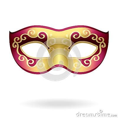 Free Carnival Mask Royalty Free Stock Photos - 14267278